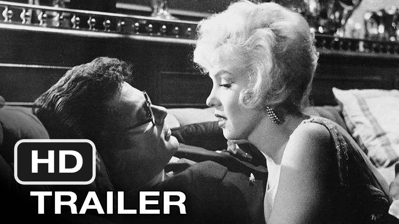 画像: Some Like it Hot (1959) Movie Trailer HD www.youtube.com