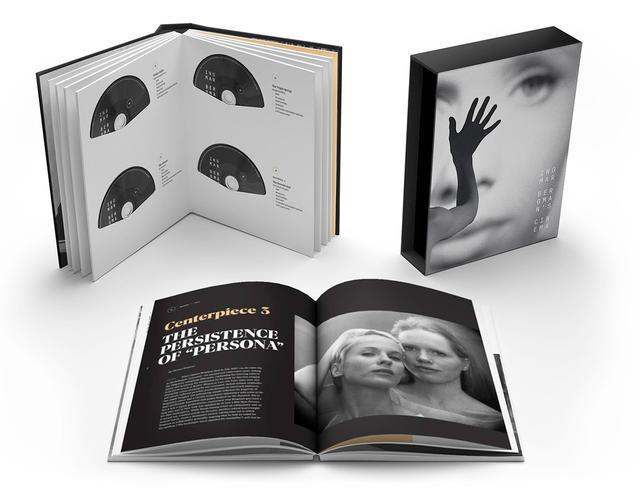 画像: 米・クライテリオンBOX『イングマール・ベルイマンズ・シネマ』(39作品) 11月20日リリース