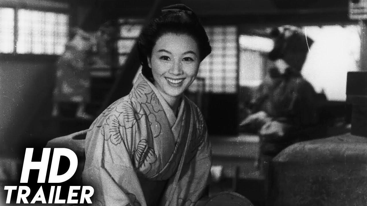画像: Chikamatsu Monogatari (1954) ORIGINAL TRAILER [HD 1080p] www.youtube.com