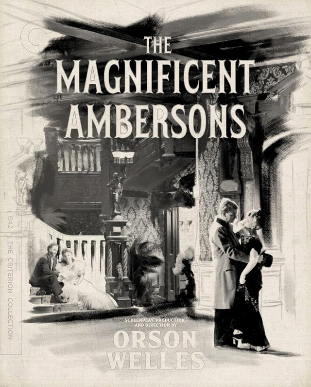 画像1: オーソン・ウェルズ監督作『偉大なるアンバーソン家の人々』【クライテリオンNEWリリース】