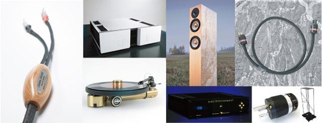 画像: 輸入オーディオ専門商社 シーエスフィールド株式会社 - 高品位でグローバルなオーディオをあなたへ