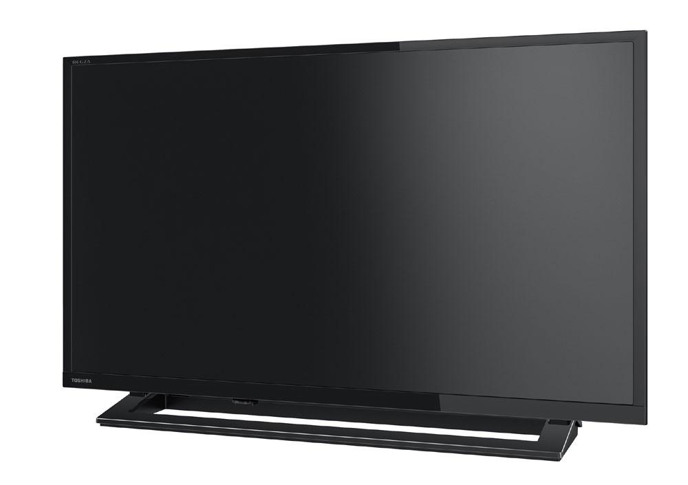 画像: 東芝映像ソリューションの液晶テレビの新製品「S22シリーズ」の32型。アクションゲームも遅延が少なく楽しめる「ゲーム」モードを搭載する
