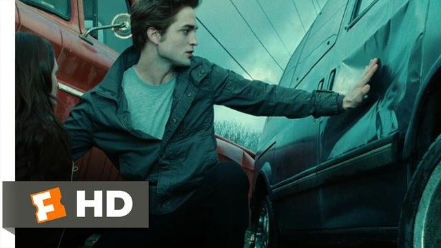 画像: Twilight (3/11) Movie CLIP - The Crash (2008) HD www.youtube.com