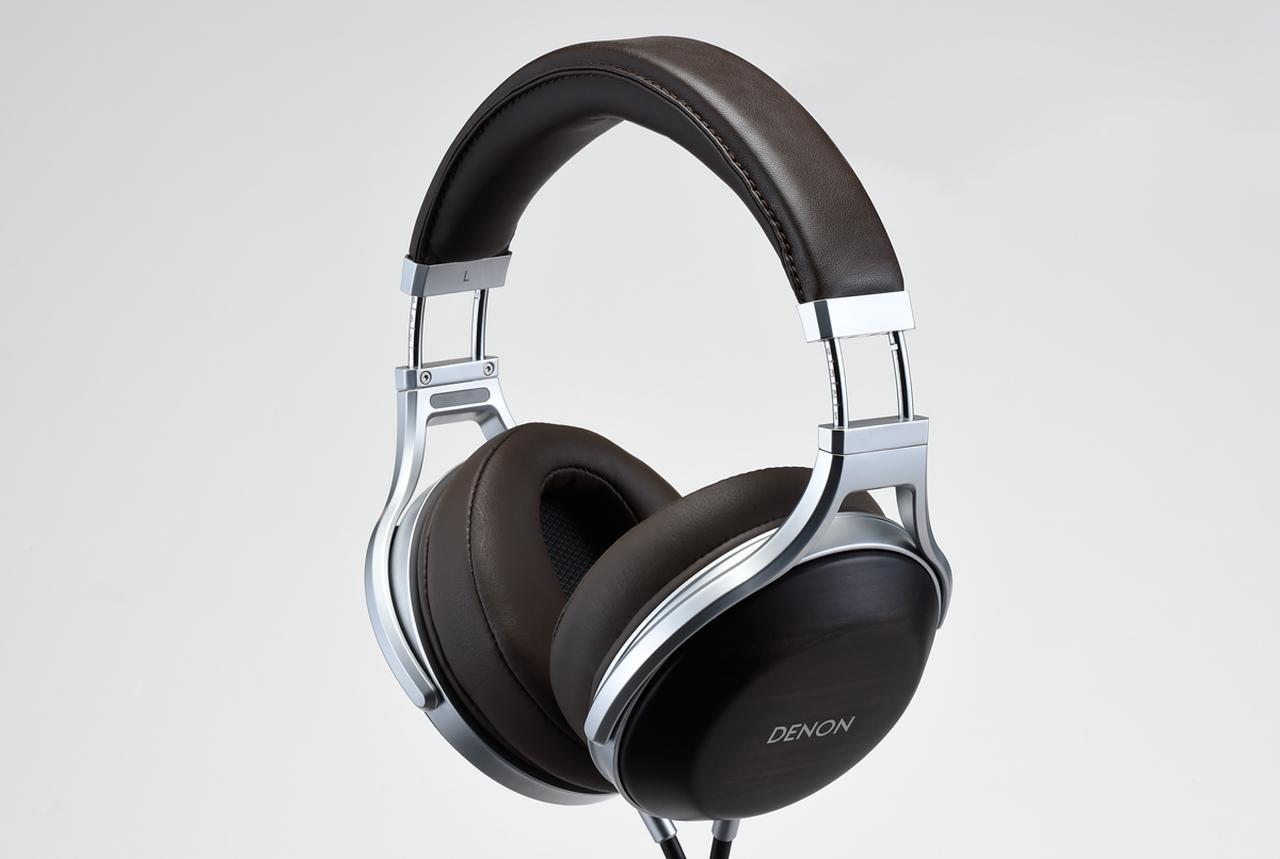画像: デノンのヘッドホン「AH-D5200」。オープンプライスで想定市場価格は6万5,000円前後