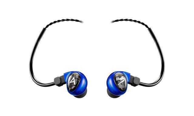 画像: Astell&KernとJH Audioのコラボイヤホン「Billie Jean」に新色「Blue」が追加