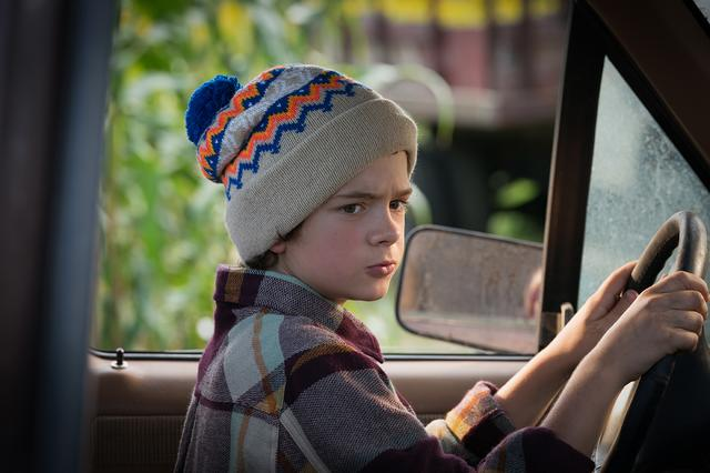画像: 長男マーカス役のノア・ジュプは、『ワンダー 君は太陽』(2017)で主人公と心を通わせていくクラスメイトを演じた