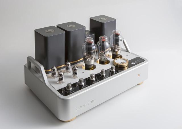 画像: 高槻電器工業、自社製真空管を搭載したパワーアンプ「TA-S01」を10月発売