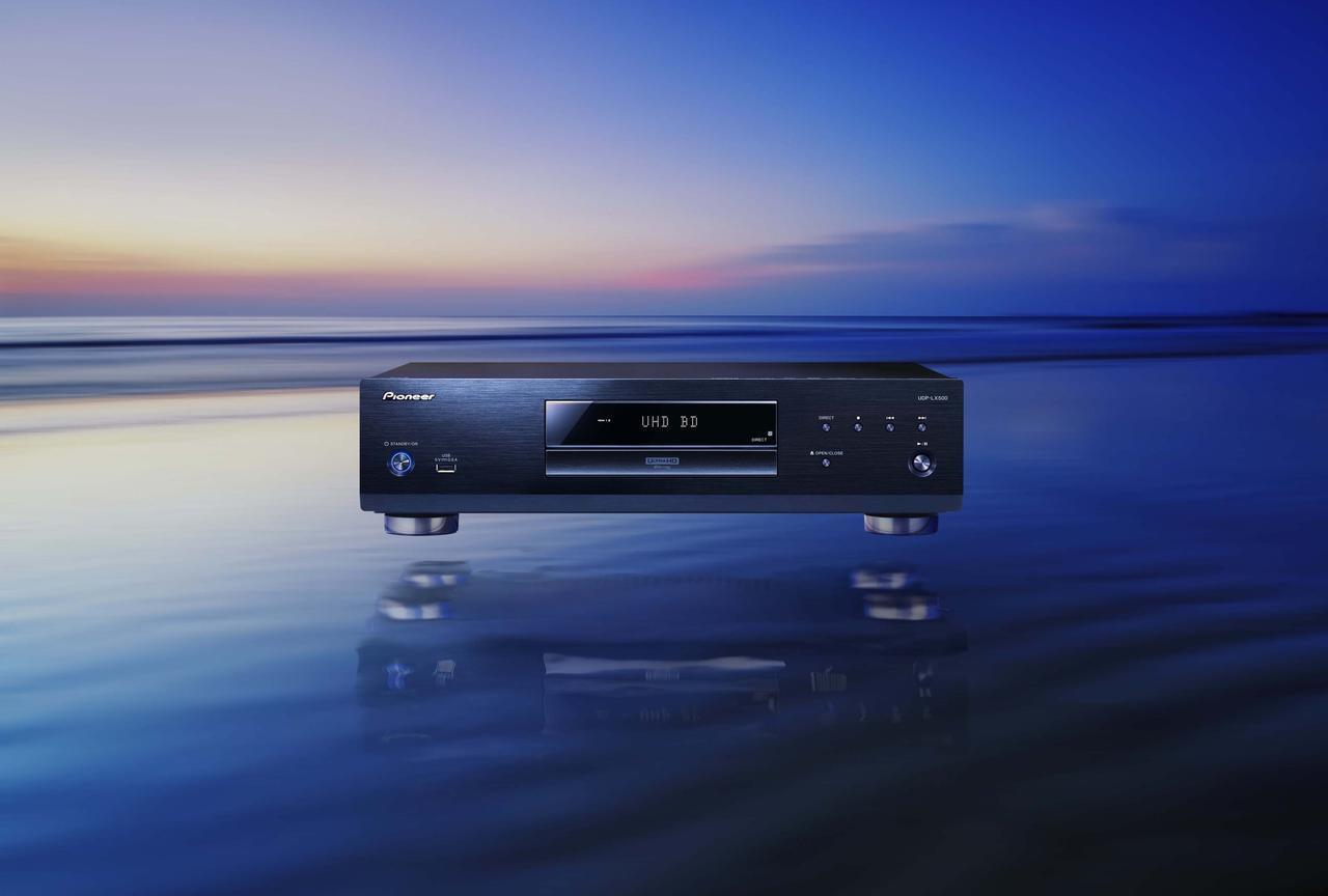 画像: パイオニア、UHD Blu-ray対応ユニバーサルプレーヤー「UDP-LX500」を9月下旬発売。価格は18.5万円 - Stereo Sound ONLINE