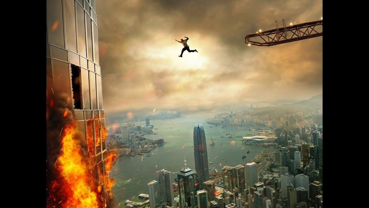 画像: 『スカイスクレイパー』本予告映像 www.youtube.com