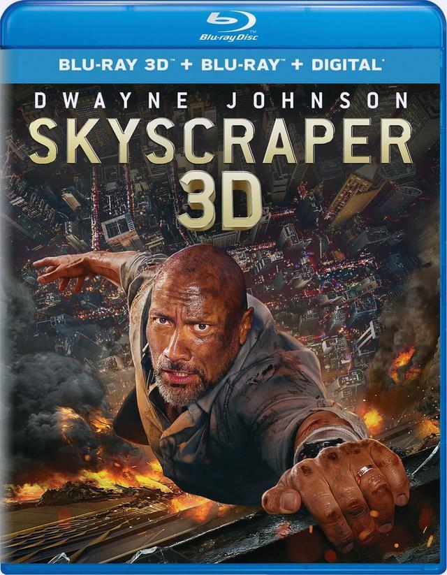 画像3: ドウェイン・ジョンソン主演超弩級アクション『スカイスクレイパー』【海外盤Blu-ray発売情報】
