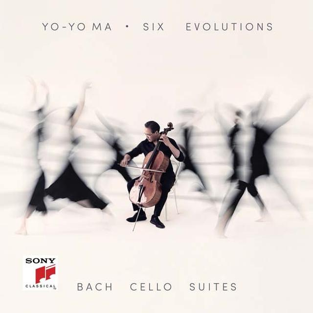 画像: Six Evolutions - Bach: Cello Suites/Yo-Yo Ma