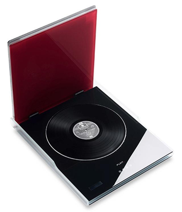 画像: 最先端の多機能レコード・フラットナー&リラクゼーション・デバイス。ドイツAFI(Audio Fidelity Improvement)のflat.(フラットドット)と呼ばれる製品だ