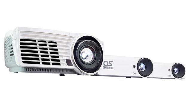 画像: プロジェクターの新ブランド「LUXOS(ルクソス)」から、 2K DLPプロジェクターなど3機種が登場。価格は13万円前後〜 - Stereo Sound ONLINE