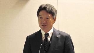 株式会社ヤマハミュージックジャパン 代表取締役社長 押木正人氏