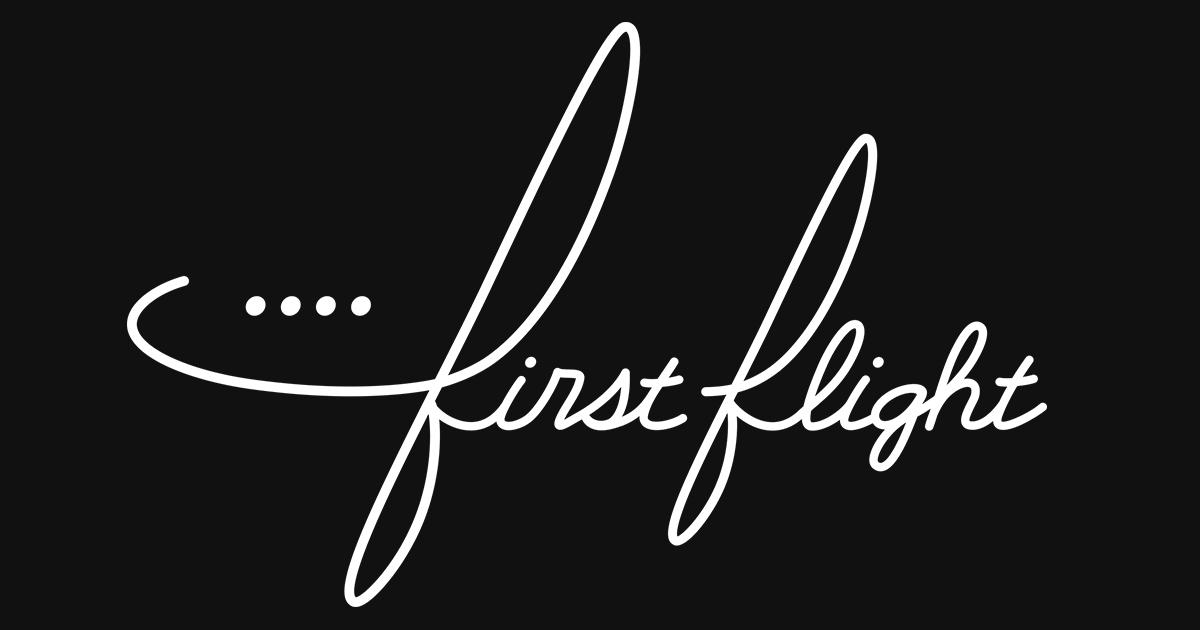 画像: First Flight