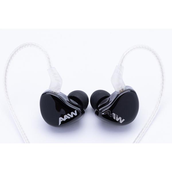 画像: 【新製品】AAW A1D (Universal fit)   イヤホン・ヘッドホン専門店e☆イヤホン
