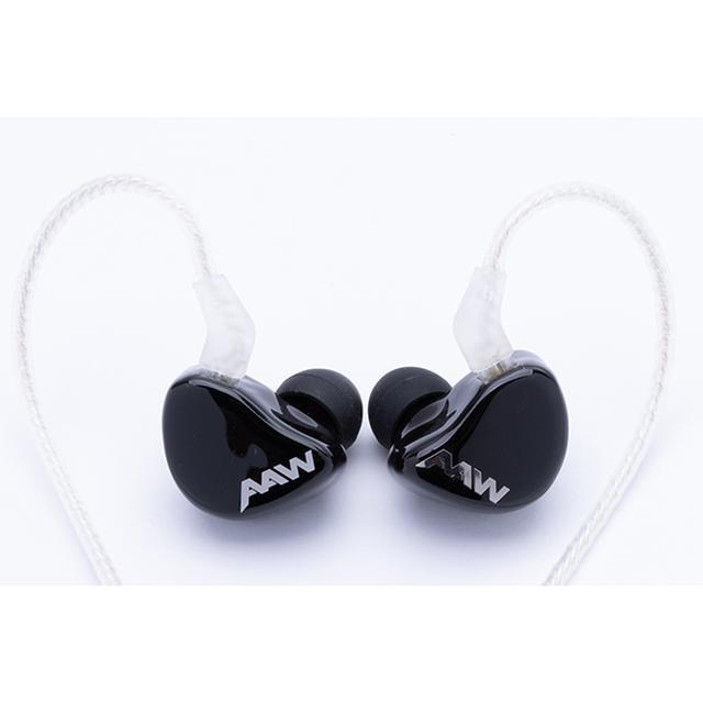 画像: 【新製品】AAW A1D (Universal fit) | イヤホン・ヘッドホン専門店e☆イヤホン