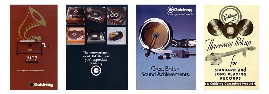 画像: Goldring ゴールドリング | オーディオ製品製造輸入商社 株式会社ナスペックオーディオ Naspec Audio