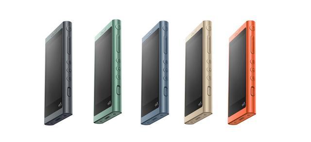 画像: 「NW-ZX300」の容量アップ128GBモデル「NW-ZX300G」も発売