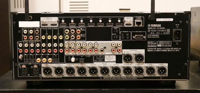 画像: CX-A5200の主なスペック