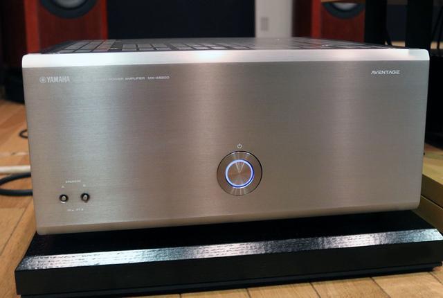 画像: ▲MX-A5200。12月中旬の発売で、価格は¥320,000(税別)