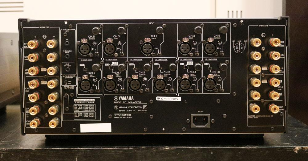 画像: MX-A5200の主なスペック