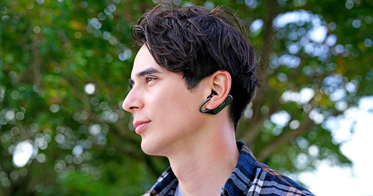 画像: Xperia Ear Duo(エクスペリア イヤー デュオ)XEA20   ソニーモバイル公式サイト