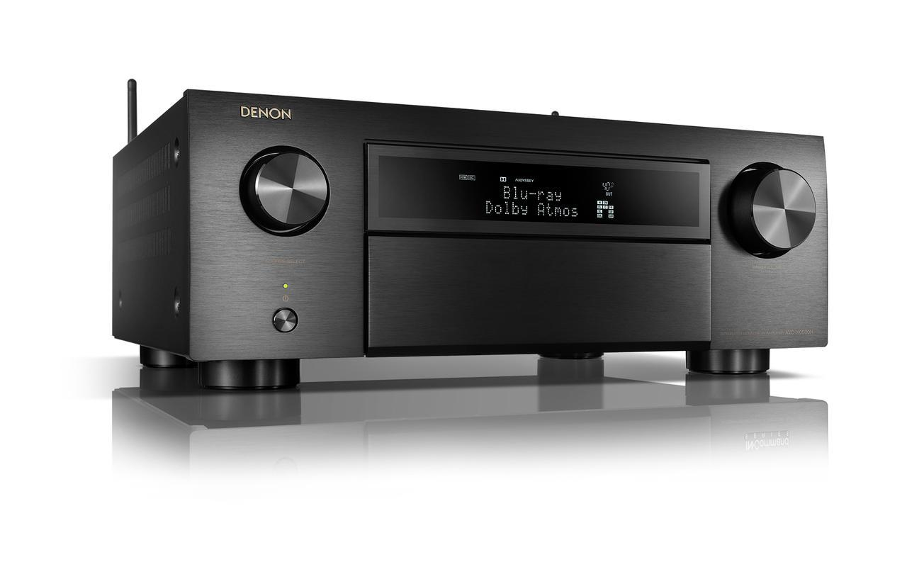 画像2: オーディオ・ビジュアル&ホームシアター専門店のアバックは、全国14店舗にてデノンの新製品、AVアンプ「AVC-X6500H」の試聴イベントを実施する。
