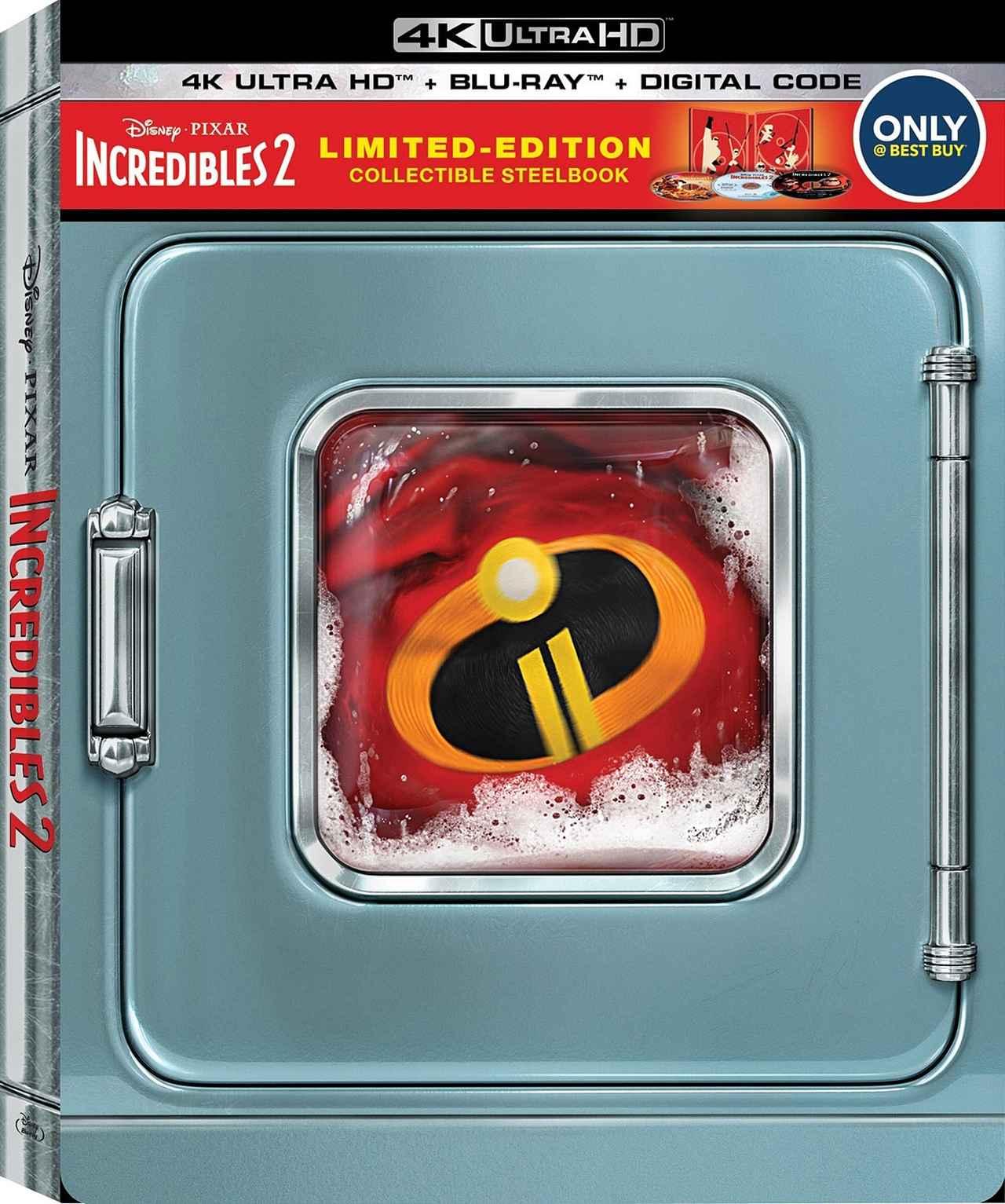 画像1: Best Buy Exclusive SteelBook