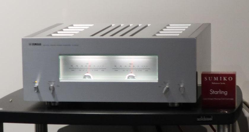 画像: パワーアンプ「M-5000」