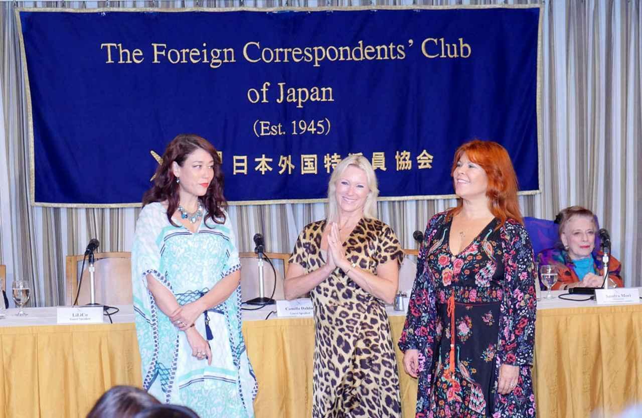 """画像: 『マンマ・ミーア!』ファンも必見! スウェーデンが世界に誇る4人組""""ABBA""""、そのトリビュート来日公演が9月10日からスタート"""