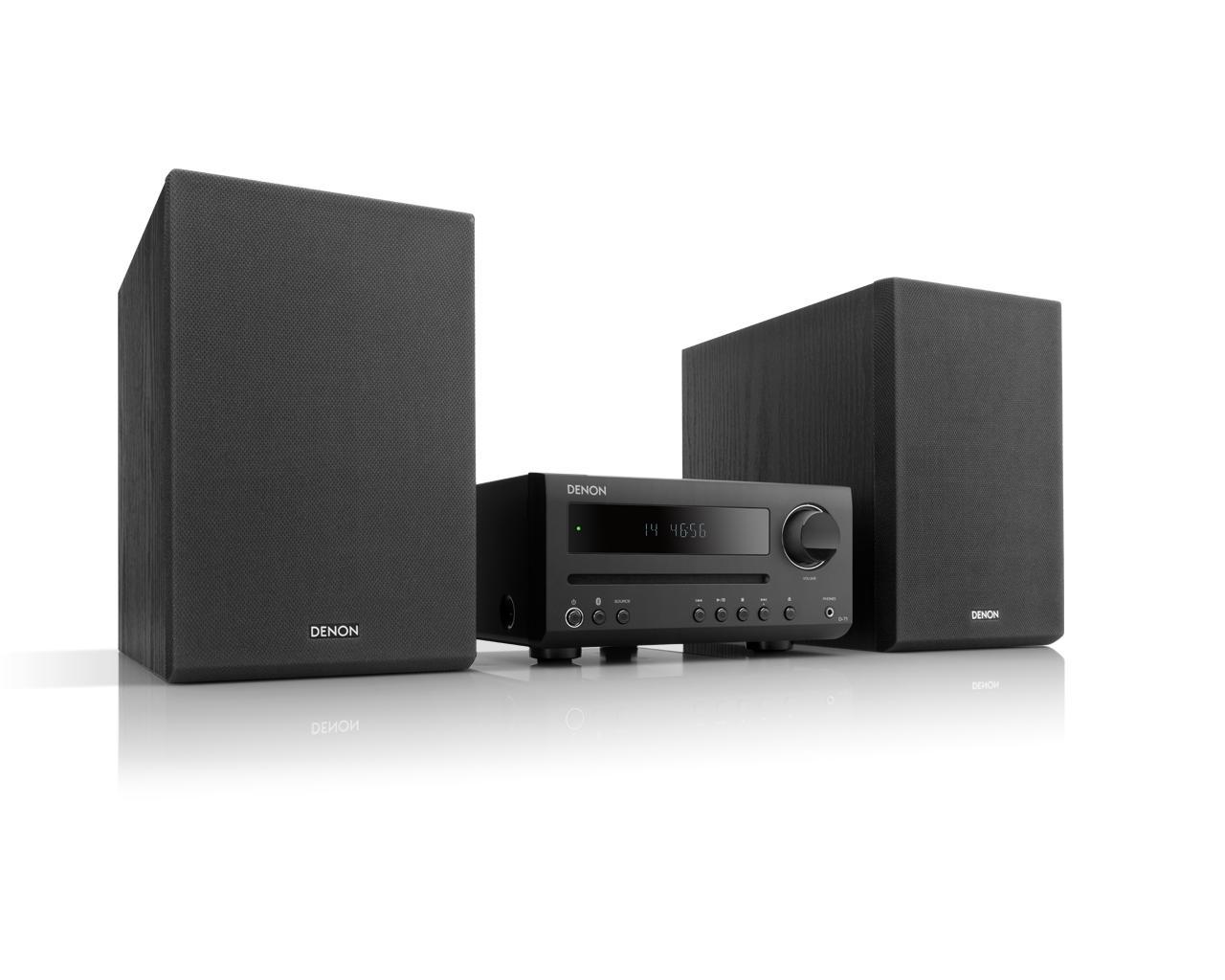 画像: Denon公式   D-T1の仕様・特長   CD レシーバーシステム