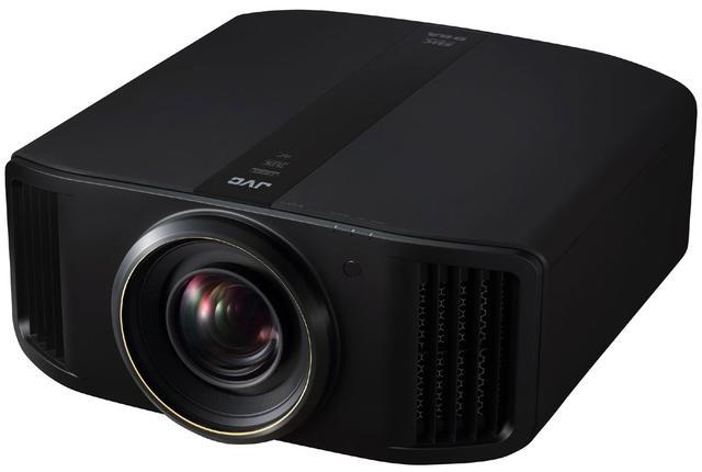 画像: ▲JVCの8K表示対応のプロジェクター「DLA-V9R」。10月発売で価格は200万円!