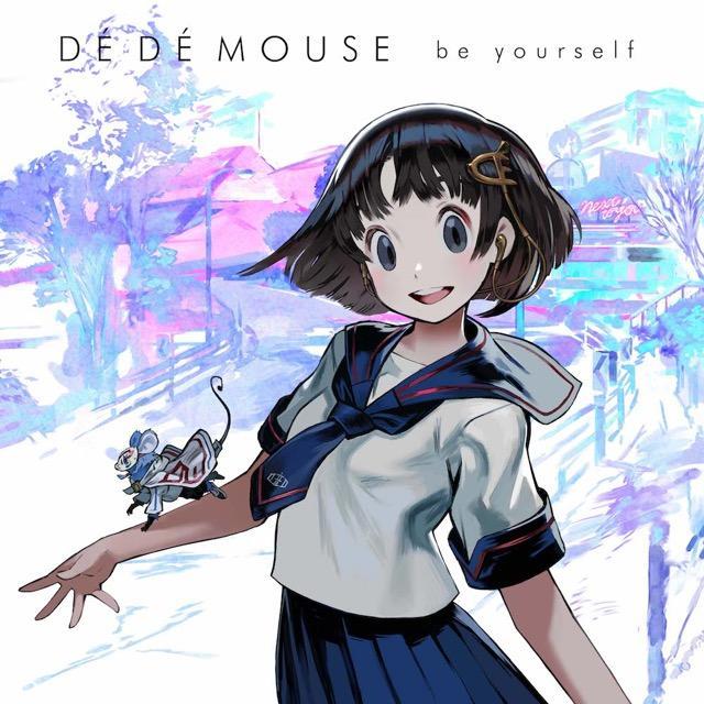 画像: be yourself / DE DE MOUSE