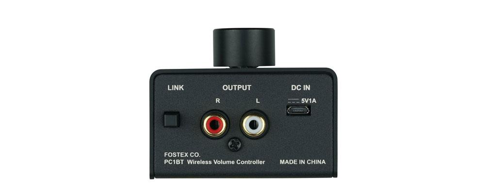 画像: ▲リアにはアナログ音声出力(RCA)を1系統装備する