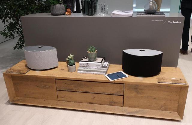 画像: 【麻倉怜士のIFAリポート 2018】その03ベルリン・フィルハーモニーとの協業で開発されたテクニクス・ワイヤレススピーカー「SC-C50」 - Stereo Sound ONLINE
