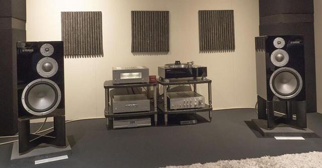 画像: 【麻倉怜士のIFAリポート 2018】その07 ヤマハが「C-5000」「M-5000」を展示。フラッグシップ・ハイファイシステムを聴いた - Stereo Sound ONLINE