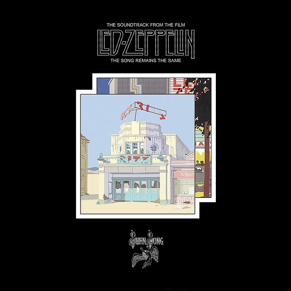 画像: The Song Remains The Same (Remastered)/Led Zeppelin