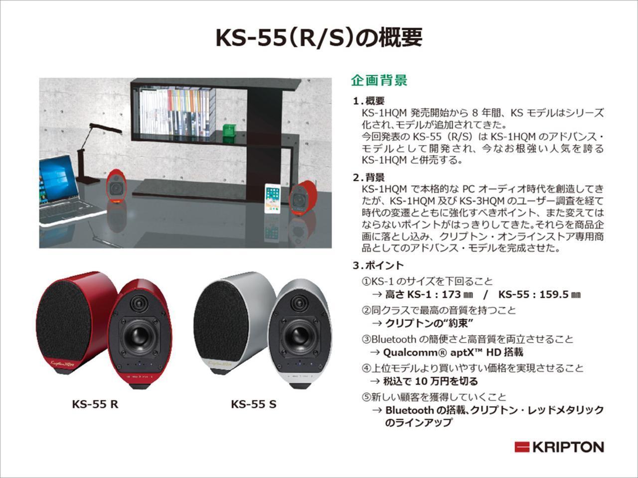 画像: ▲製品の概要。10万円を切る価格で、最高の音を備えたワイヤレススピーカーを目指した