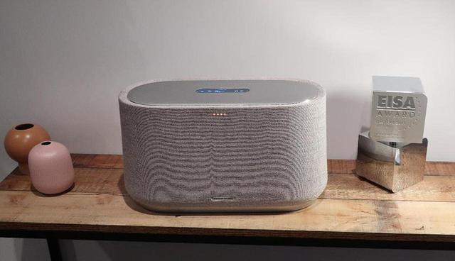 画像: 【麻倉怜士のIFAリポート 2018】その04ハーマン・カードン「Citation」は、本格高音質Google Assistantスピーカー - Stereo Sound ONLINE