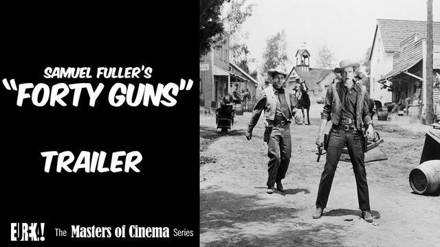 画像: FORTY GUNS (Masters of Cinema) Original Theatrical Trailer www.youtube.com