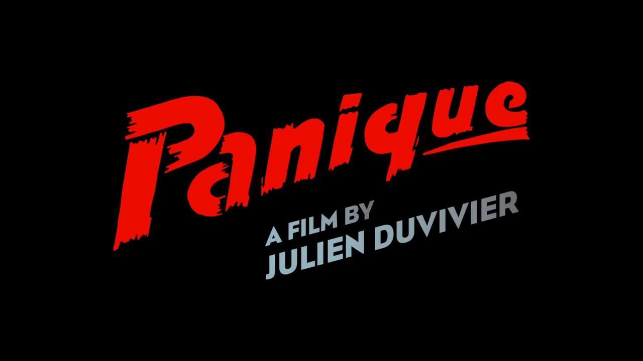 画像: PANIQUE - Trailer www.youtube.com