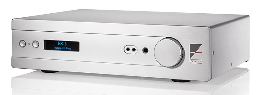 画像1: 多様化するデジタル/アナログの音楽ソースを、シンプル&高品質に再現する一台。Ayre(エアー)から、「EX-8 Integrated Hub」が9月に発売される