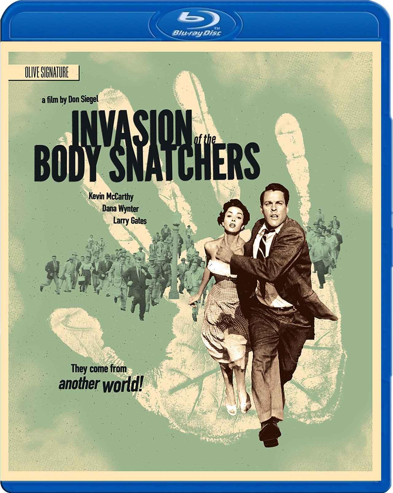 画像: 侵略SFの古典を映画化した名画クラシック『ボディ・スナッチャー/恐怖の街』【海外盤Blu-ray発売情報】