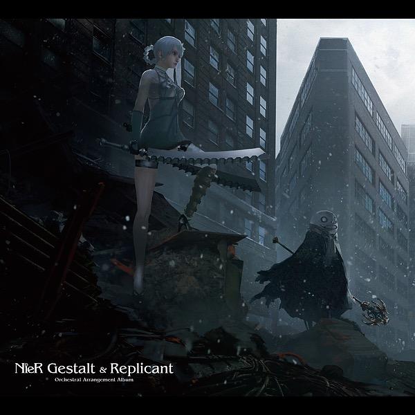 画像: NieR Gestalt & Replicant Orchestral Arrangement Album/岡部啓一