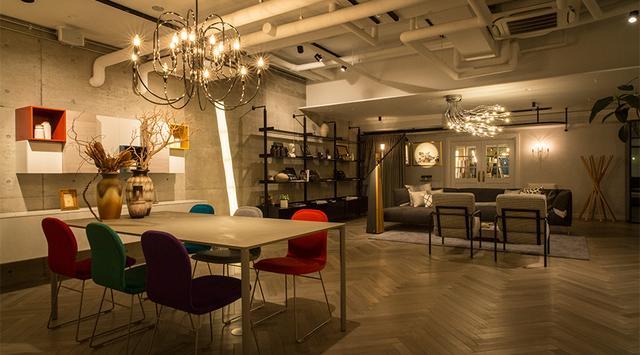画像: ショールーム | LCI JAPAN|イタリアの照明器具メーカー ルーメンセンター・イタリア