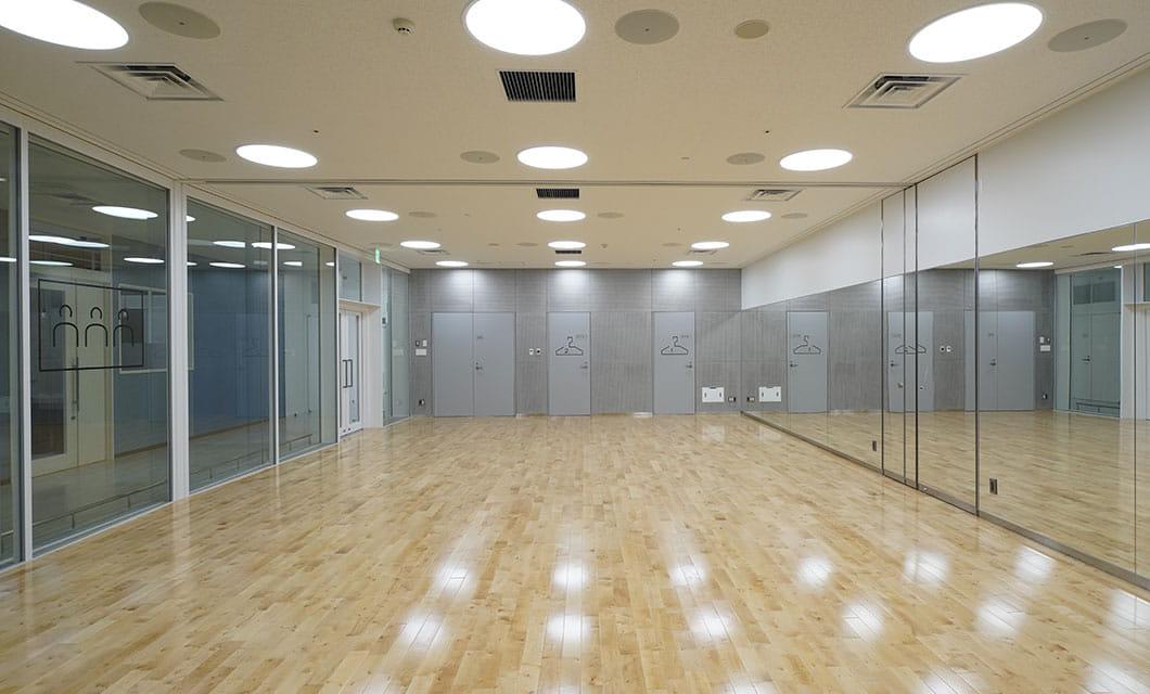 画像: 会場はその3階に設けられたスタジオ。ここで開催される初めてのオーディオイベントになりそうだ www.shinmai-mediagarden.jp