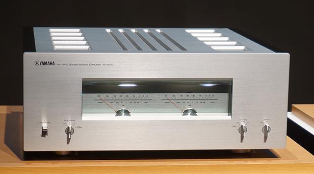 画像2: ヤマハのフラッグシップ5000シリーズに、セパレート型アンプ「C-5000」+「M-5000」登場。バランス伝送と低インピーダンス化を徹底し、音楽の感動をリスナーに忠実に届ける