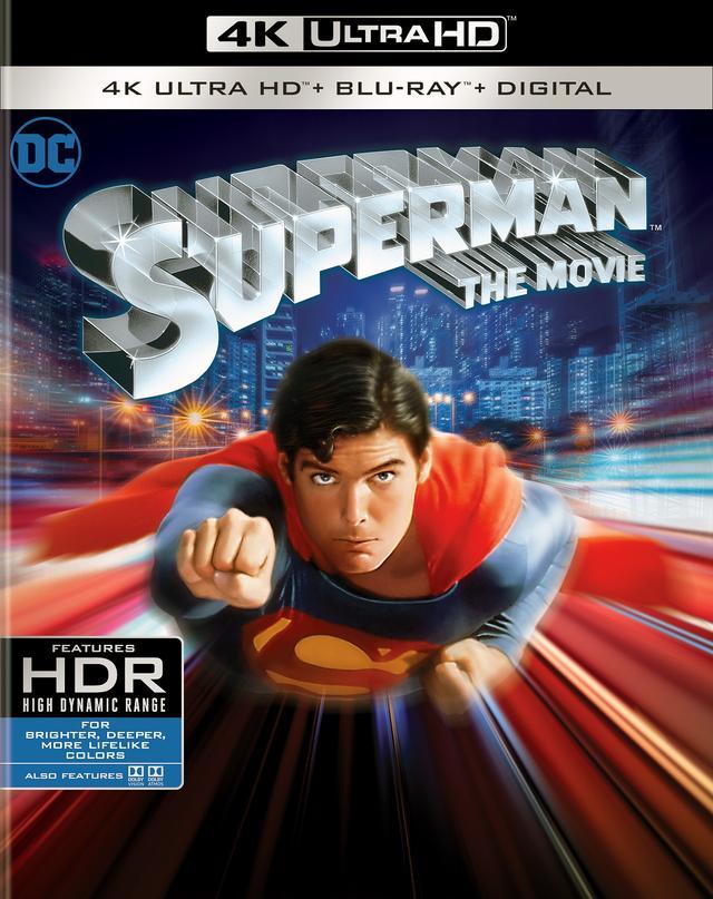 画像1: ドルビービジョン&ドルビーアトモスで登場!『スーパーマン』【海外盤Blu-ray発売情報】