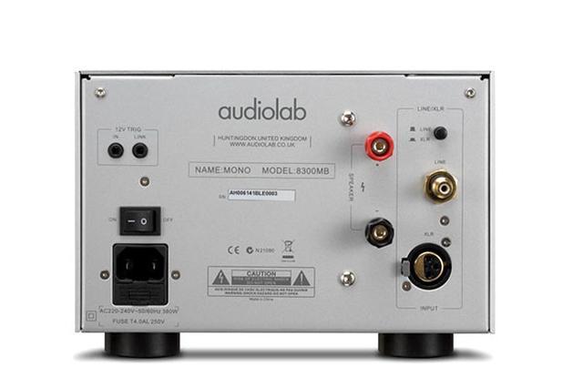 画像: 英国audiolabから、大出力パワーアンプが2モデル発売。ステレオ仕様とモノーラル仕様をラインナップする